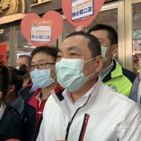 New Taipei mayor calls for improvement of earthquake warning system