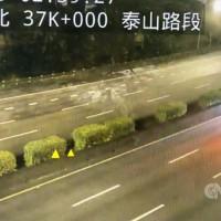【通往天堂的路 ?! 】台灣國道1號驚見女駕駛時速破百逆向狂飆16公里 警方多次攔截終結驚魂旅程