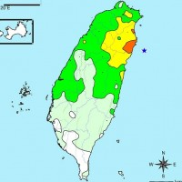 Taiwan hit by magnitude 5.5, 5.7 earthquakes 2 minutes apart