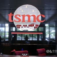 One-month revenue up 22.2% for Taiwan's TSMC