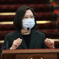 Key to peace lies in China's hands: Taiwan president