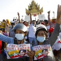 緬甸軍政府實彈鎮壓示威 美國啟動制裁程序