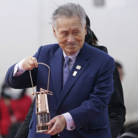 日本東奧組委會主席森喜朗請辭下台 歧視女性言論引風波