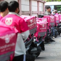 Food delivery services in Taiwan surge due to COVID pandemic