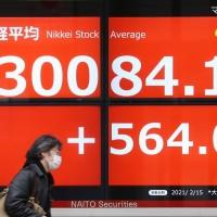 睽違日本30年6個月!東京股市收盤破3萬點
