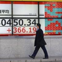 Asia sets up global stocks for extended bull run on economic optimism