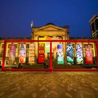 加拿大新年藝術節邀台灣原民世家展出 帥氣第三代成封面人物