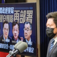 【最新】台灣國安團隊重整:邱國正接國防部長、陳明通掌國安局、邱太三任陸委會主委•3個「鐵三角」就定位
