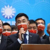 台灣「國民黨」主席改選至少4人有意願 江啟臣20日宣布競選連任•盼扮演「重返執政造王者」