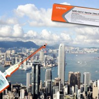 Hongkongers to be guinea pigs for Chinese vaccine