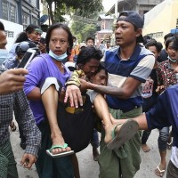 Taiwan condemns Myanmar junta's use of force after 2 protesters killed