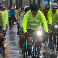High budget for Taipei mayor's cycling challenge draws backlash