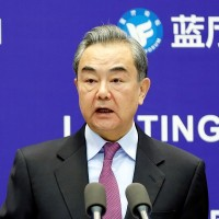 Chinese foreign minister says US ending support for Taiwan a prerequisite for restored ties