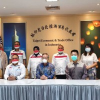 Indonesian delegation visits Taiwan's Jakarta office to discuss migrant worker freeze