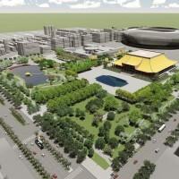 台灣國父紀念館大改造!總經費16億預計2025年落成