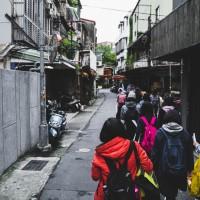 台北文學季首次舉辦夜間走讀 電影、特展、講座三個月輪番上陣