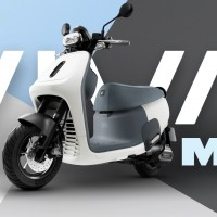 Taiwan's Gogoro releases new Viva Mix smart e-scooter