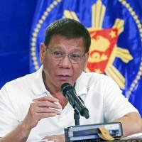 菲律賓硬起來抗中?爭奪油礦資源 杜特蒂嗆不惜派軍艦維權