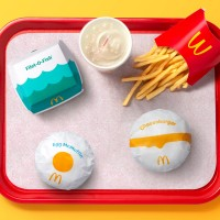 麥當勞包裝大改造!全素漢堡也將於全球亮相