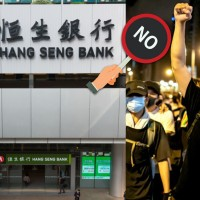 Hong Kong banks freeze accounts of pro-democracy protesters