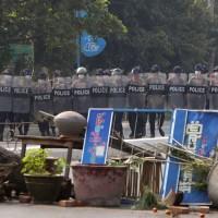 緬甸軍政府血腥鎮壓18死 外交部:台灣僑民均安