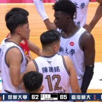 NTNU basketball player calls African-Taiwanese athlete 'N-word'