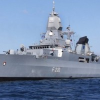 Germany to send 1st warship through South China Sea in nearly 2 decades