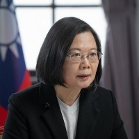 Taiwan's president advocates for gender equality