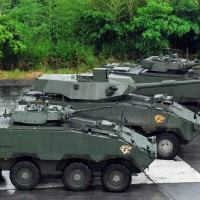 Taiwan's defense ministry developing new combat vehicle