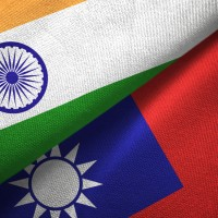 Indian academic calls for closer ties with Taiwan