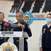 Taiwan police seizing 90-100 illegal firearms per month
