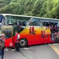 台灣蘇花公路遊覽車意外致6死悲劇 同路段恐怖巧合中國旅客死傷慘重