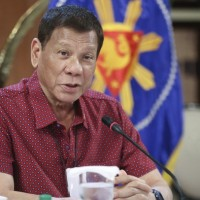Duterte calls China 'benefactor,' distances himself from foreign minister's remarks