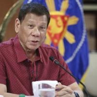 Philippines' Duterte to let God decide his political future