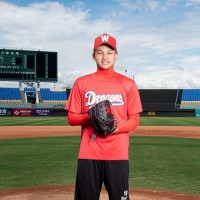 Taiwanese pitcher in international spotlight for impressive debut