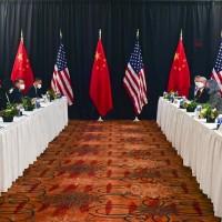 美中阿拉斯加會談落幕•拜登總統:「我為國務卿感到驕傲」 台灣學者:兩強展開新型對抗