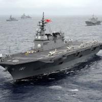 Japan mulling order to deploy military if China attacks Taiwan