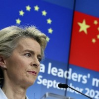 EU-China deal grinds into reverse after tit-for-tat sanctions