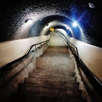 Chiang Kai-shek's secret escape tunnel in Taipei opens to public