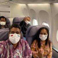 【更新】帛琉總統惠恕仁今抵台灣訪問5天 4/1返國親身體驗「台帛旅遊泡泡」流程