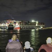 【最新】「長賜輪」蘇伊士運河成功脫困 台灣長榮海運:先進行「適航性」檢驗再作安排