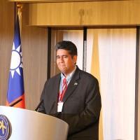 Visiting Palau president praises Taiwan partnership, rejects China's 'sticks'