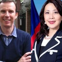 Taiwan welcomes BBC reporter fleeing China