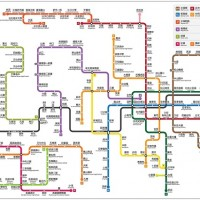 Photo of the Day: Ultimate map of Taiwan's mass transit systems