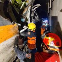 (Update) Death toll in Taiwan train derailment rises to 50
