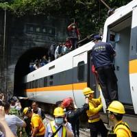 Fatal derailment to disrupt rail traffic on Taiwan's east coast for 7 days