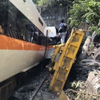 Damaged Taiwan railway to reopen as soon as April 20: TRA