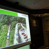 Evidence shows ill-fated Taiwanese train pushes front part of service vehicle into tunnel