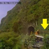 台灣運安會: 工程車滑入軌道、離太魯閣號撞上 時間僅1分鐘•司機已盡最大努力