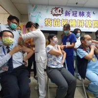 Over 17,000 Taiwanese have received at least one dose of COVID vaccine
